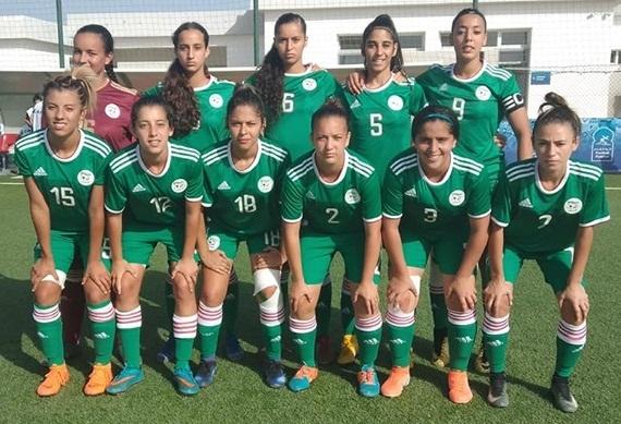 TOURNOI UNAF U20 TANGER 2019 (FEMININES) ALGERIE – TUNISIE (8 à 0)