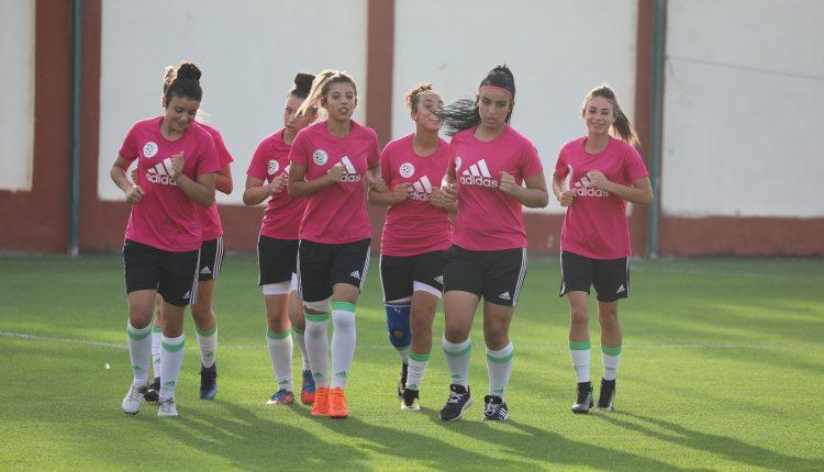 الألعاب الإفريقية (سيدات أقل من 20 سنة ) : الجزائر تفوز على مالي 1 – 0