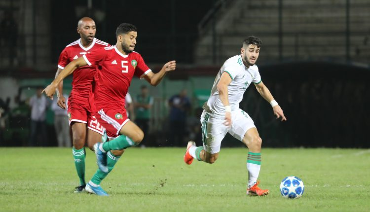 تصفيات كأس إفريقيا للمحليين : الجزائر 0 – المغرب 0