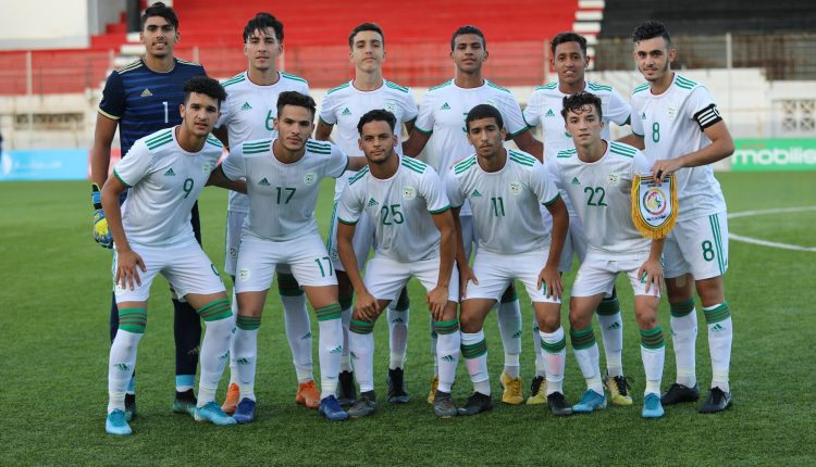 LA SELECTION DES U20 EN STAGE DES DEMAIN A SIDI BEL-ABBES