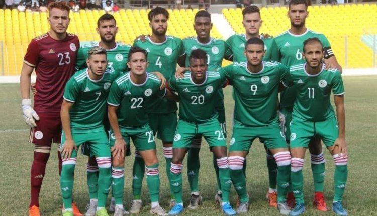 Ce soir Algérie – Ghana à Sétif, sur les traces de leurs aînés !