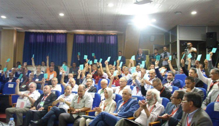 أعضاء الجمعية العامة يصادقون بالاغلبية على الهيكل الجديد لنظام المنافسة