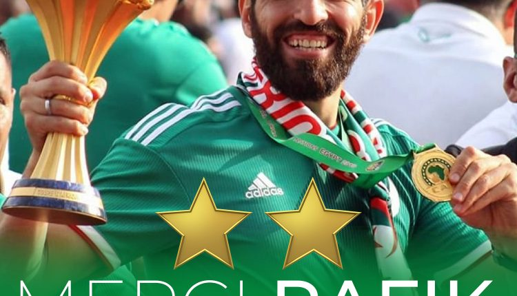 الجزائر تفوز وديا على البنين (1/0)