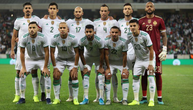 CLASSEMENT MONDIAL FIFA/COCA-COLA 2019 :  L'ALGERIE, 2ème MEILLEURE PROGRESSION DE L'ANNEE