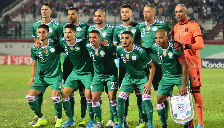 LES ARBITRES D'ALGERIE – ZAMBIE & BOTSWANA – ALGERIE