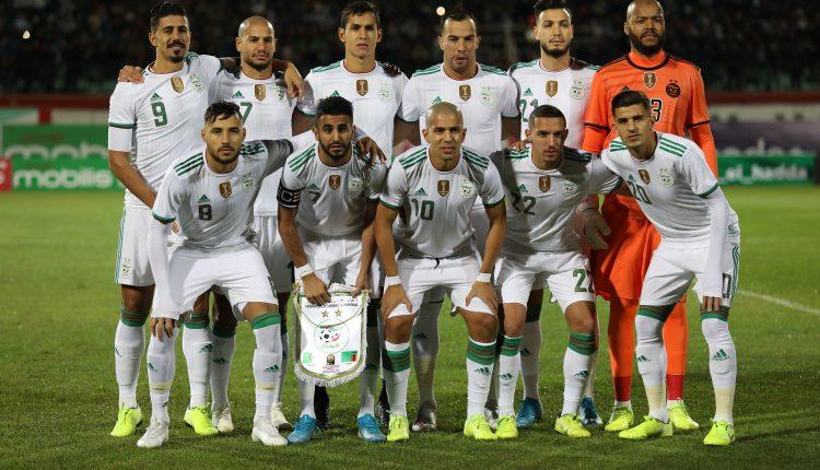 ALGERIE – ZAMBIE (5 à 0)  DELUGE DE … BUTS A TCHAKER !