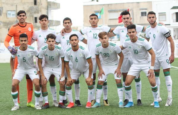 TOURNOI DE L'UNAF DES U20 EN TUNISIE :  ALGERIE – EGYPTE (1 A 2)