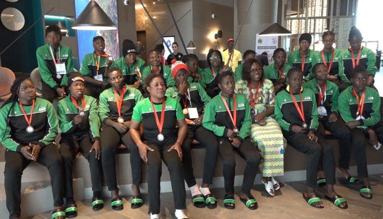TOURNOI UNAF U21 FEMININES –4èmeJOURNEE :  ENTRAINEMENTS ET HONNEUR AUX BURKINABEES