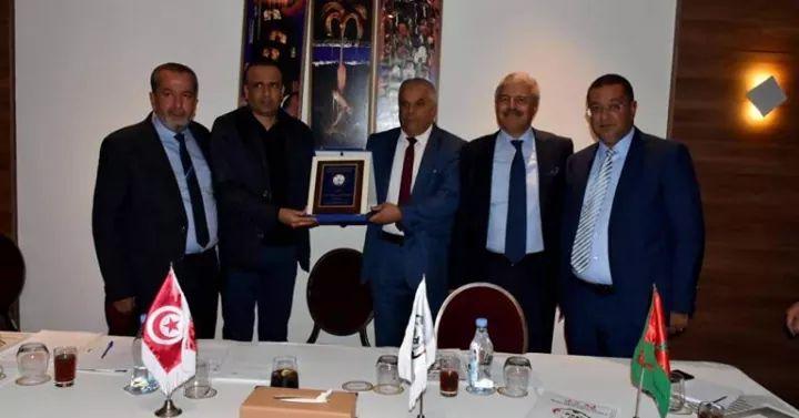 DE L'UNAF DES U20 EN TUNISIE :  ALGERIE – MAROC (1 A 2)