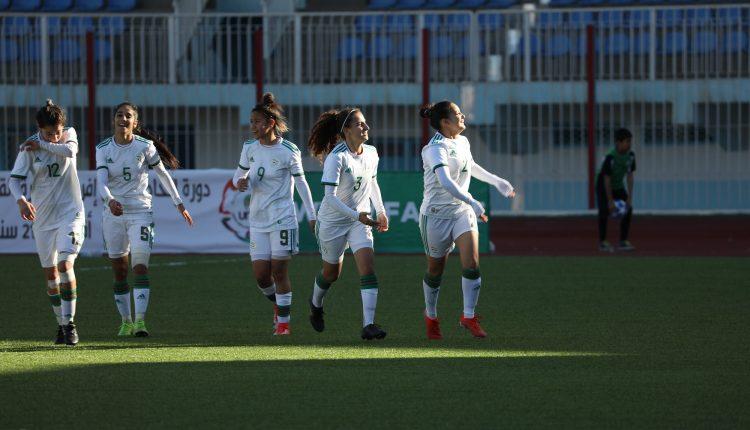 اختتام دورة لوناف للسيدات أقل من 21 سنة بفوز المنتخب الجزائري على تنزانيا ( 3/0)