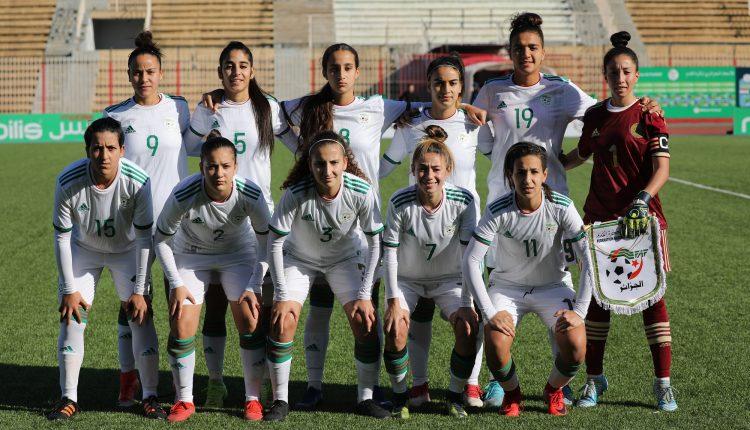 TOURNOI UNAF U21 FEMININES – 6ème JOURNEE :  CLOTURE EN BEAUTE POUR LES ALGERIENNES