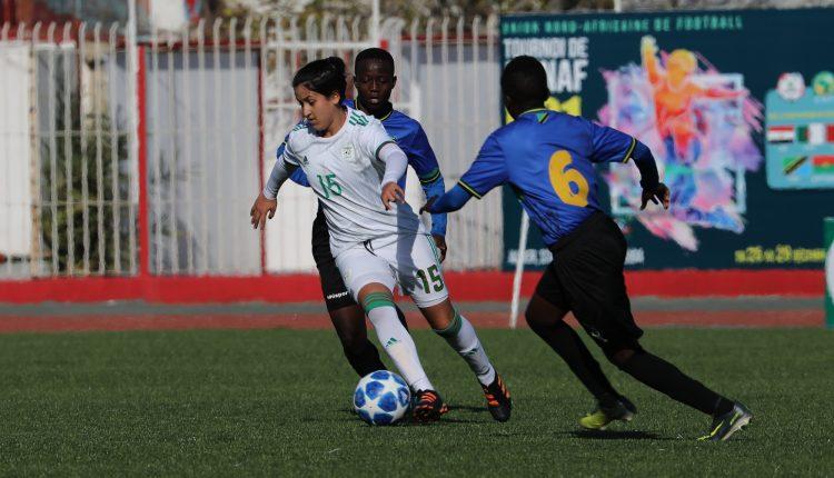 FOOTBALL FEMININ :  LA FAF RETENUE PAR LA CAF POUR UNE COMPETITION DU FOOT A 7 POUR LES U15