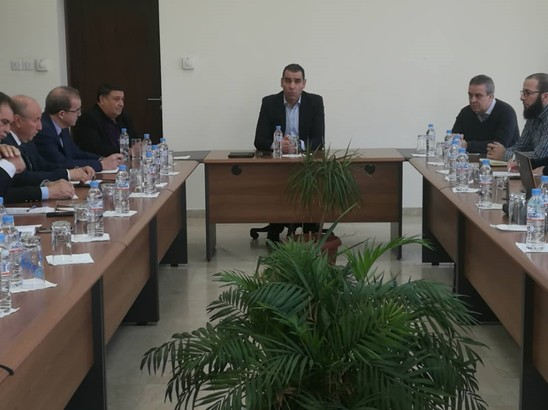 REVISION DES STATUTS DES LIGUES, CODE DISCIPLINAIRE, … INSTALLATION D'UNE COMMISSION AD HOC