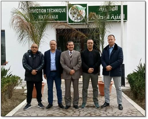 DTN/FAF – MDN :  PREPARATION DE L'EN POUR LE MONDIAL 2021 EN EGYPTE