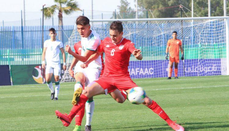 COUPE ARABE DES NATIONS U20 – UAFA 2020: L'AVENTURE S'ARRETE POUR LES ALGERIENS