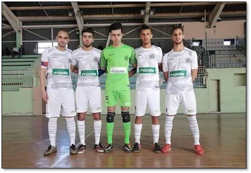 كأس الجزائر داخل القاعة  : برنامج الدور الربع نهائي
