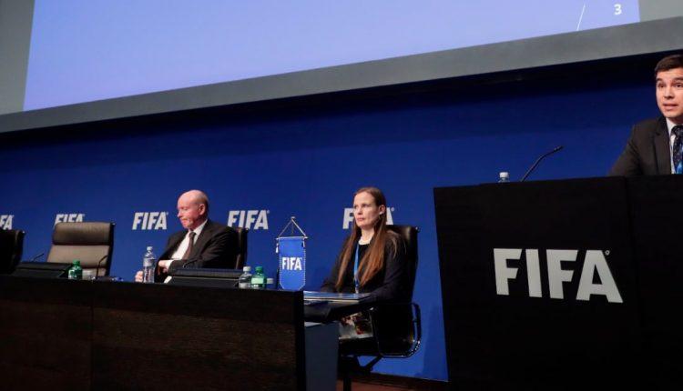 FIFA :  CONFERENCE ANNUELLE SUR LA REGLEMENTATION DU FOOTBALL 2019