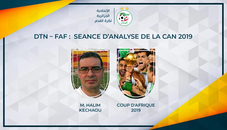 DTN / FAF :  SEANCE D'ANALYSE DE LA CAN 2019