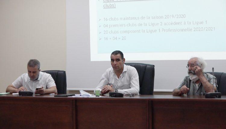 FAF : LE BF DECIDE DE L'ARRET DEFINITIF DE LA SAISON 2019/2020