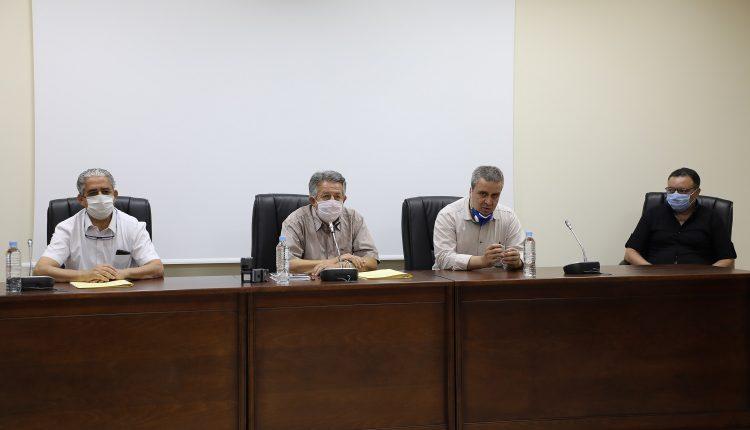 إحتراف : إتحاد العاصمة يوقع على الاتفاقية الثلاثية