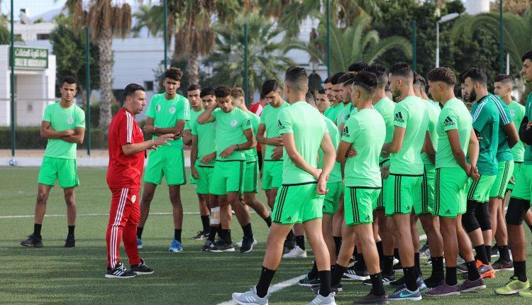 SELECTION U20 :  NOUVEAU STAGE ET REPORT DU TOURNOI DE L'UNAF