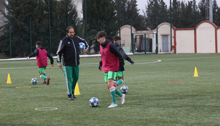 SELECTION NATIONALE U17:  FIN DE STAGE AVEC UN SUCCES SUR LES U21 DE L'USMBA