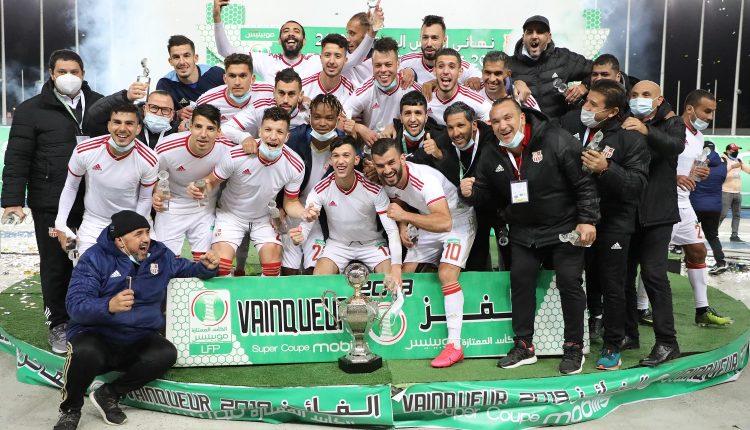 SUPER COUPE D'ALGERIE 2019:  LE CHABAB VAINQUEUR FACE A L'USMA