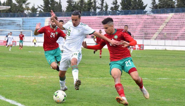 دورة لوناف (د20سنة) : انهزام المنتخب الوطني أمام المغرب (0-1)