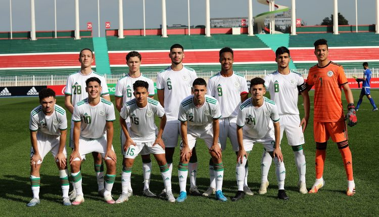 دورة لوناف ( د17 سنة) : فوز الجزائر على ليبيا ( 3/2 ) في المباراة الإفتتاحية