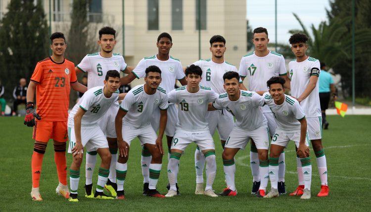 كان توتال لأقل من 17 سنة ( المغرب 2021 ) : المنتخب الوطني في تربص مغلق بسيدي موسى