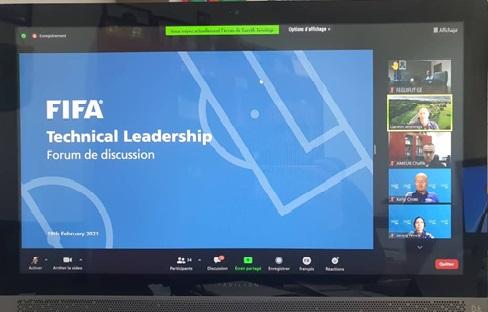 LEADERSHIP TECHNIQUE DE LA FIFA : PROGRAMMES DE DEVELOPPEMENT DES COMPETENCES POUR DIRECTEURS TECHNIQUES