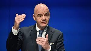 COMMUNIQUE : LA VISITE DU PRESIDENT DE LA FIFA, M. GIANNI INFANTINO REPORTEE