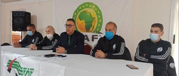 LES STAGES CAF B REPORTÉS