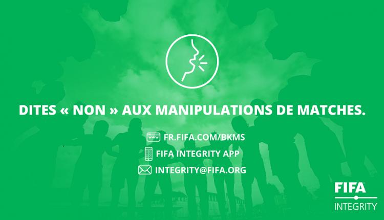 FIFA :  LANCEMENT DE LA PLATEFORME COMMUNAUTAIRE DES RESPONSABLES INTEGRITE