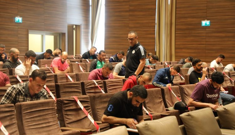 DTN: LISTE DES CANDIDATS ADMIS A LA FORMATION DES PREPARATEURS PHYSIQUES