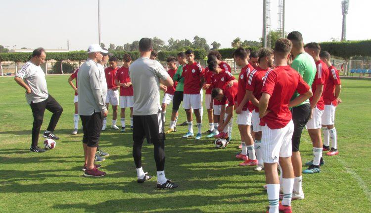 كأس الأمم العربية ( د20 سنة) : الخضر يستأنفون التدريبات استعداد لمواجهة تونس