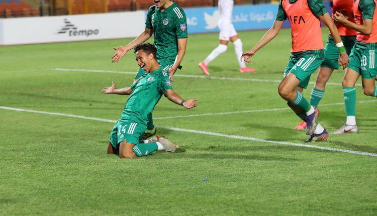COUPE ARABE DES NATIONS U20 :  UN DOUBLE DU ''PETIT'' OMAR ET LES VERTS FILENT  EN FINALE
