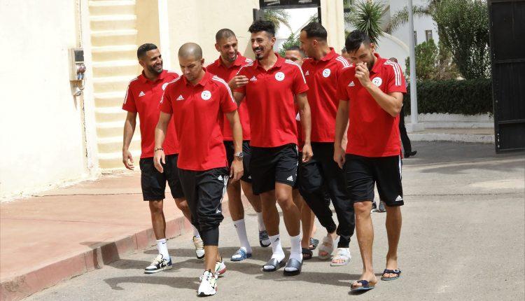 ELIMINATOIRES DU MONDIAL FIFA QATAR 2022 : LA DERNIERE BALADE AVANT LE MATCH DE DJIBOUTI