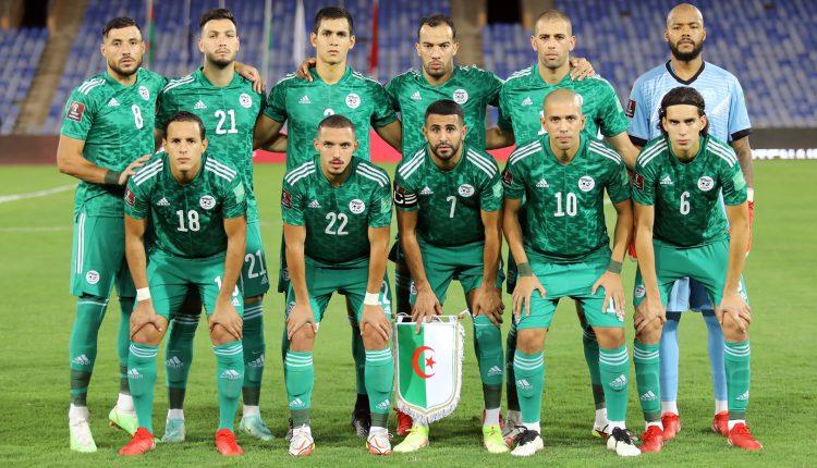 ELIMINATOIRES DE LA COUPE DU MONDE DE LA FIFA – QATAR 2022 : ALGERIE – NIGER, ALLER LE 8 OCTOBRE 2021 A BLIDA ET RETOUR LE 11 A NIAMEY
