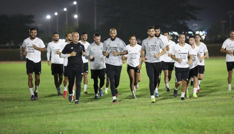 ELIMINATOIRES DE LA COUPE DU MONDE DE LA FIFA –  QATAR 2022 :  GALOP D'ENTRAINEMENT DE RECUPERATION