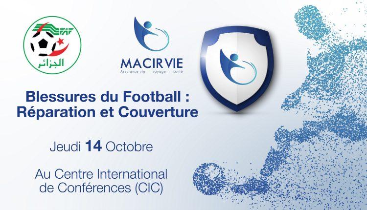 SEMINAIRE SUR LES BLESSURES DE FOOTBALL, REPARATION ET COUVERTURE :  LE PROGRAMME DE L'EVENEMENT